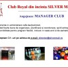Club Royal angajeaza Manager Club